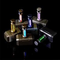 EDC Titanium Alloy Hammer Man Knife Beads Tritium Gas Light Self luminous For 15 Years Multi Tools Car Pendant Hanging Hammer
