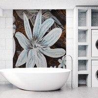 Swoon достойный для ванной идеи с мозаичные узоры мозаика конструкции