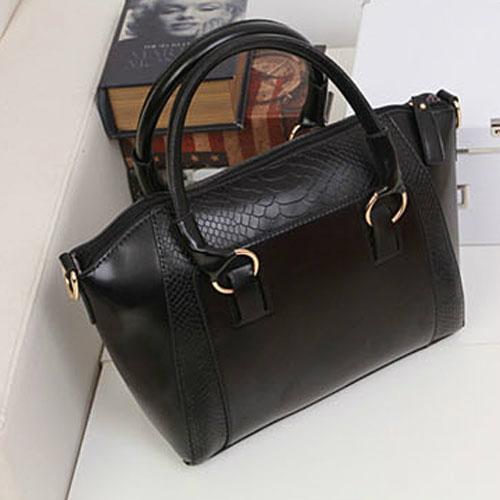 Venda quente! novas mulheres bolsa Da Forma breve crocodilo padrão de ombro sacos de mulheres mensageiro saco bolsas de couro das mulheres saco 802-bag