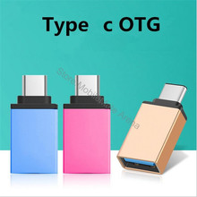 Usb-C Usb 3.0 Type C Charger Adapter OTG Cable Charge Charging Converter For Samsung Galaxy A3 A5 2017 S8 Note 8/Xiaomi Mi6 Mi5