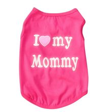 MOMMY Printed Clothes