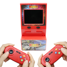2.8 inch Screen Mini Portable Game Player Built-in 100 Games With Two Controllers Machine Classic Handheld Console