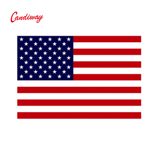 united states polyester standard flag pride peace flags stars and