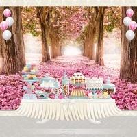 Customize Home Decoration Photography Backdrop Studio Background Cartoon Baby Kid Party Birthday Photo Background G 072