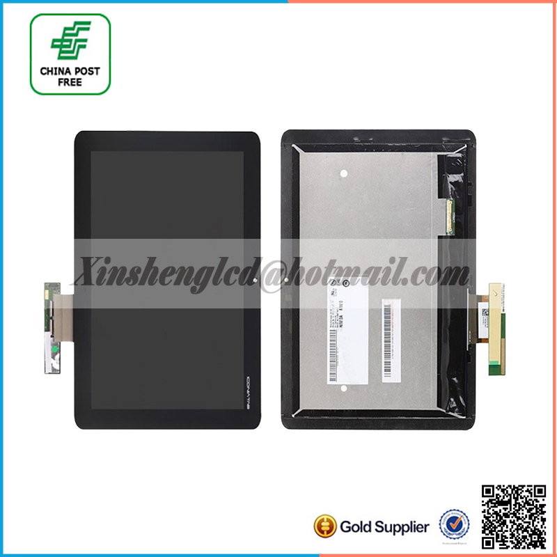 ФОТО Touch Screen Digitizer with LCD for Acer Iconia Tab A211 Display Screen Assembly Replacement B101EVT05 Shipping Free