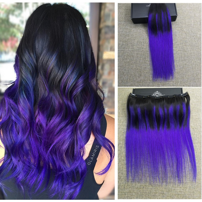 one piece clip extensions