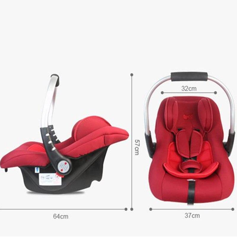 Panier pour siège de voiture pour enfant en bas âge monté sur - Sécurité pour les enfants - Photo 4
