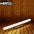 Llevó la luz del espejo 490mm AC90-260V 12 W moderna cosmética de acrílico lámpara de pared iluminación de baño a prueba de agua