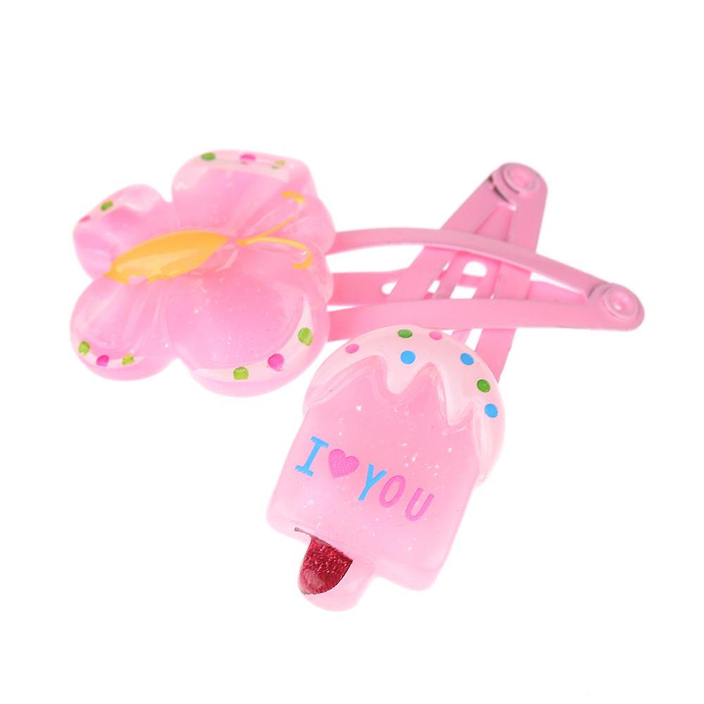 HTB1ZZLwRXXXXXbKXpXXq6xXFXXXT 12-Pieces Mix Colorful Fruit Flower Star Animal Fish Ribbon Heart Candy Hair Accessories For Girls