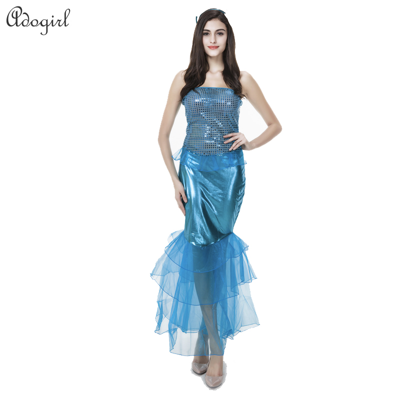 Online buy wholesale halloween costumes fish from china for Fish costume for adults