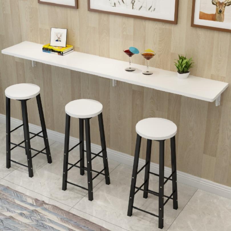 DIY стальной складной барный столик, стойка для бара, кронштейн для семьи, общая длина 25 см 30 см 35 см 40 см, вес 80 кг, бесплатная доставка title=