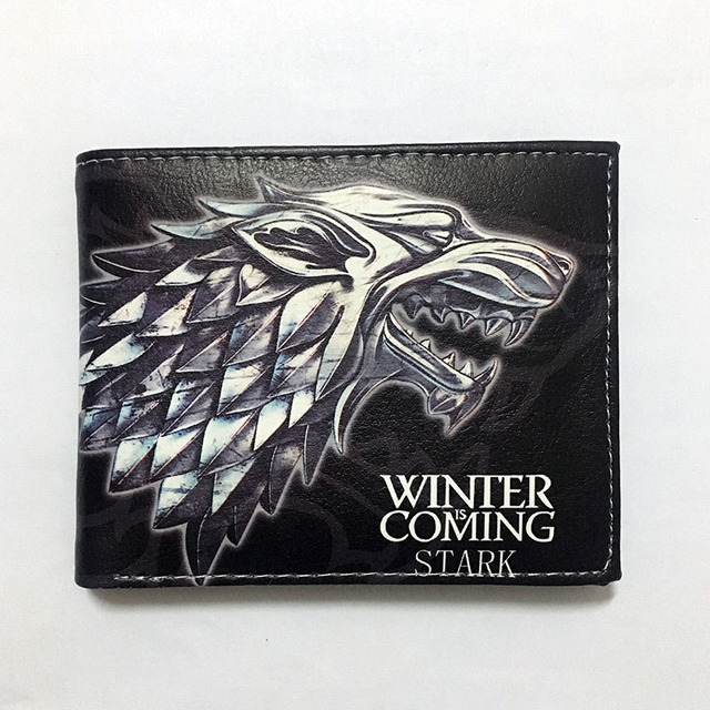 """Leather Wallets """"Games of Thrones"""" 1"""