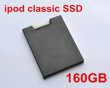 1.8″ 160GB MK1634GAL SSD Hard Drive replace Toshiba MK1634GAL HDD for ipod classic 7th gen