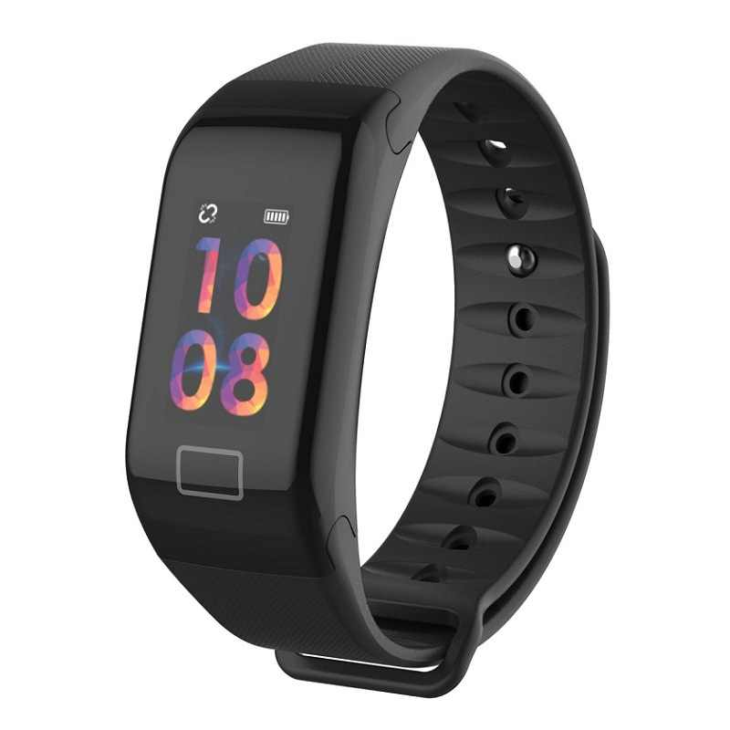 Female Smart Fitness Bracelet Color Screen Smart Band Blood Pressure Heart Rate Monitor  Health Wristband Women smartband