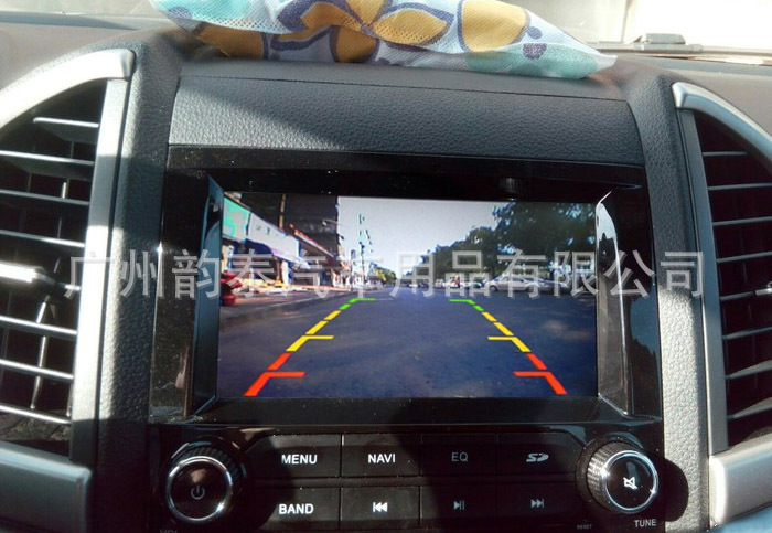 JAC Refine S5 after S3 S5 and Wyatt original car navigation dedicated rearview camera video cable converter cable original smal king qj50qt 5 pulley city after baby qj50qt 2 rounds after rejection