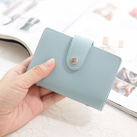 Cute 26 Slots Card Holder Wallet Women Lovely Card Organizer Wallet Creditcard Holder Dutch Travel Wallet for Credit Cards