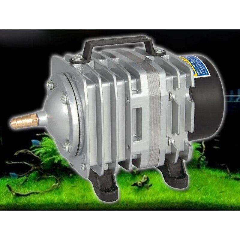 ACO-003 pompe à oxygène haute puissance AC électromagnétique pompe à Air poisson étang pompe à oxygène compresseur pompe à Air Aquarium aérateur d'oxygène