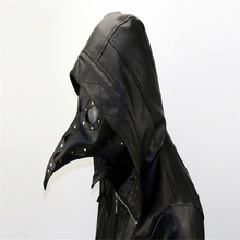 Plague Beak Mask Cosplay  Steampunk doctor Art Role-Playing Carnival Props Halloween Role-playing