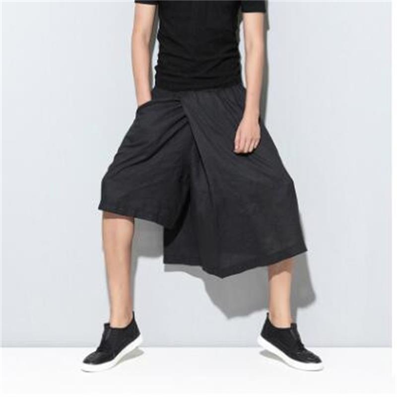 Harem-Pants Streetwear Loose Baggy Casual High-Quality Fashion New Hip-Hop The Homme