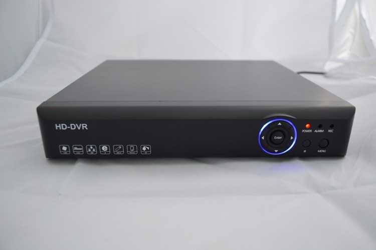 4ch 4 channel 5 in one tvi ahd hybrid dvr picture 01