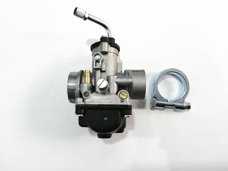 Nouveau carburateur carb de pour Dellorto PHBG PHBG21 21 DS 21mm Racing avec fond en plastique