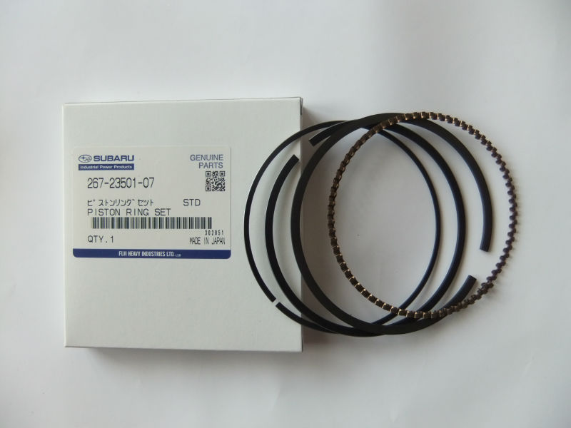 PISTON RING for generator RGV7500 EH41D  engine 267-23501-07 piston