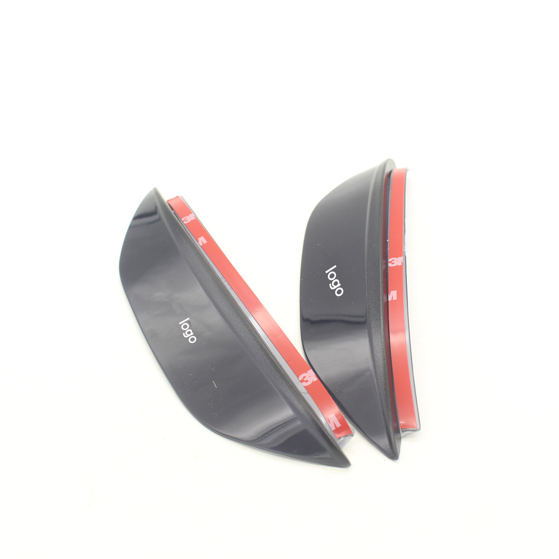 Dongzhen For SKODA Octavia Superb Car Rearview Mirror Rain Eyebrow Reflective Mirror Side Mirror Rain Visor Car Styling