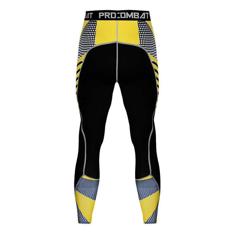 Aismz MMA rashgard công đoàn phù hợp với Tracksuit Người Đàn Ông Moletom Masculino Người Đàn Ông của Top + quần Đặt Dài Tay Áo T-Shirt Xà Cạp Tập Thể Dục quần áo