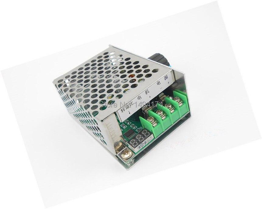 Objective Wqscosea Q8s-238 Dc 6-60v 30a Digital Led Display Pwm Motor Speed Control Controller Switch Board 6v 12v 24v 36v 48v 60v Computer & Office Case