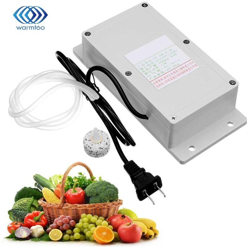 220 V 500 mg Generador de Ozono Purificador de Aire Hogar - Electrodomésticos