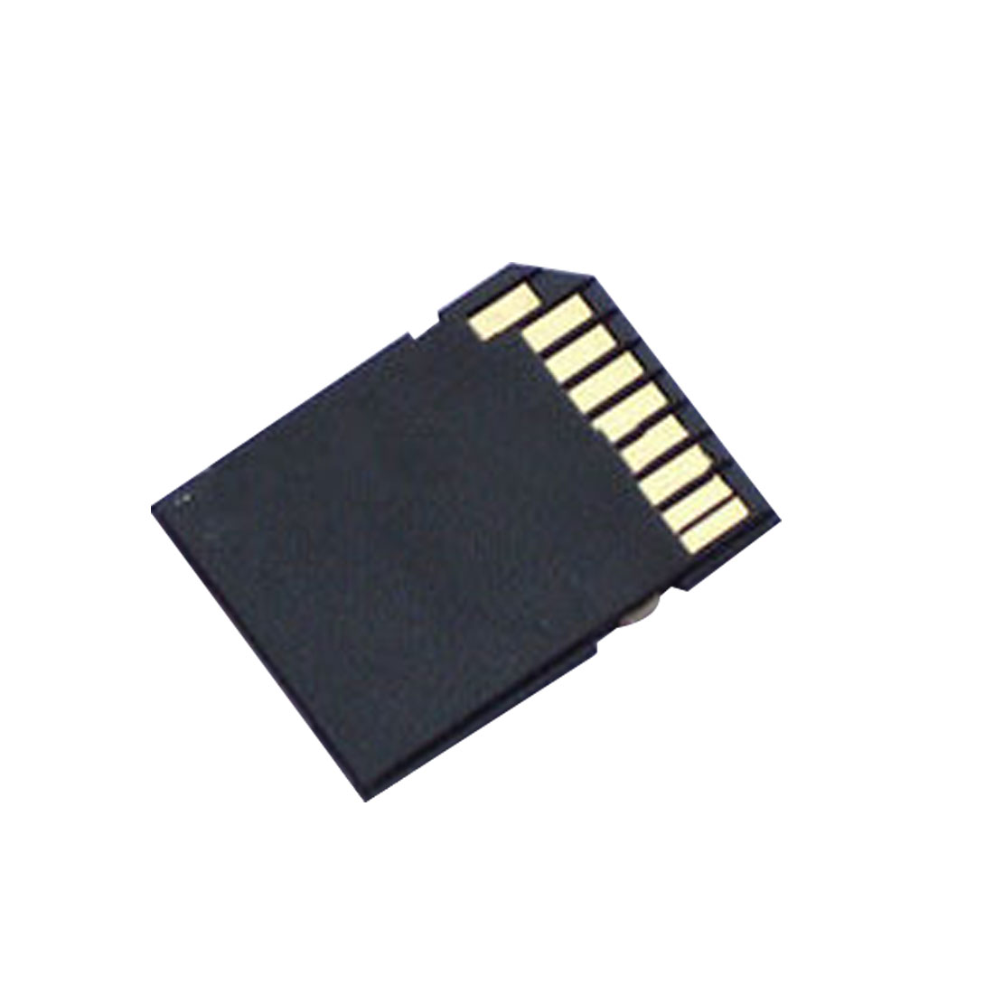how to put sd card into adapter