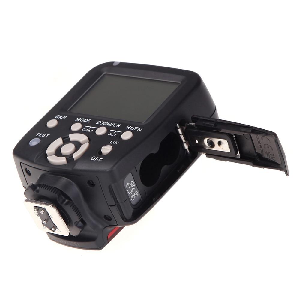 Yongnuo 1 x YN560TX LCD Bezdrátový bleskový ovladač + 2 x YN560 - Videokamery a fotoaparáty - Fotografie 6