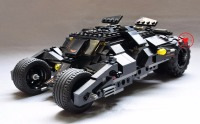 7105 Batman Tumbler Batmobile Batwing Joker Superman Action Figures Model Building Block Bricks Boy Compatiable With