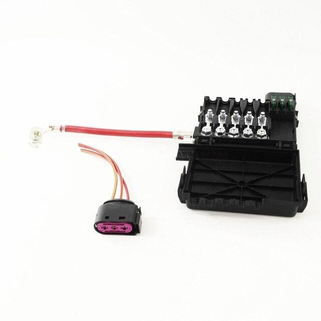 OEM Fuse Box Plug Kit 1J0 937 617 D 1J0 937 773 Fit VW Octavia Bora_640x640 aliexpress com buy oem fuse box & plug kit 1j0 937 617 d 1j0 937 fuse box plug at gsmx.co