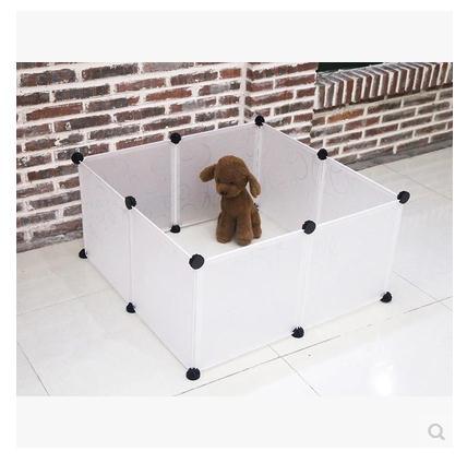 Di plastica recinto domestico il cane gatto custodia della for Recinti per cuccioli di cane in casa