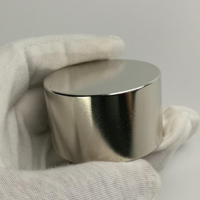 1 pièces D50X30mm Super puissant aimant néodyme grand disque forte Imanes aimants de terres rares sucer le compteur de gaz d'eau