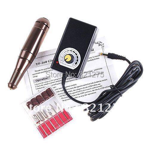 268 электрическая пилка для ногтей, дрель для ногтей, электрическая пилка для ногтей, дрель для маникюра
