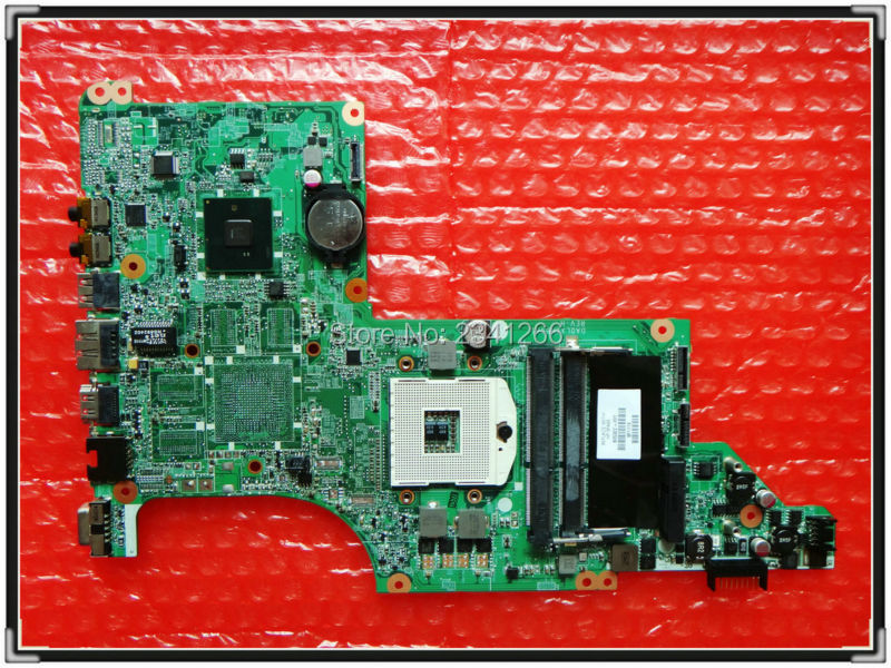 ФОТО 605322-001 for DV7-4000 Laptop motherboard for  DV7T-4000 NOTEBOOK 100% Tested and guaranteed in good working condition!!