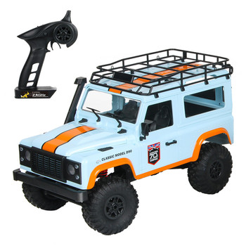 MN 99 2.4G 1/12 4WD RTR Crawler RC Car For Land Rover 70 Anniversary Edition Vehicle Toy Model Outdoor Toys Kids VS MN90 MN91 2