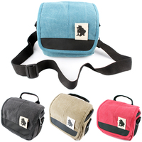 Free Shipping High Quality NEW Digital Camera Bag Case Canvas Bags For Canon SX60 SX50 SX30