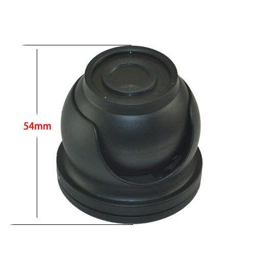 كاميرا تلفزيونات الدوائر المغلقة الإسكان كاميرا صغيرة CCTV كاميرا مقببة للوقاية من التخريب كاميرا معدنية الإسكان ل 32x32 مللي متر CCD/CMOS شرائح