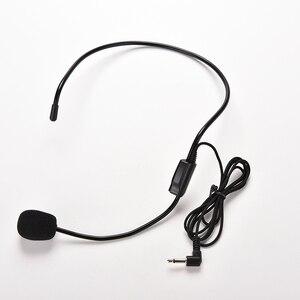 Для голосового усилителя, динамик, микрофон с яркой четкой звуковой микрофонный Конференц-системой, вокальный проводной микрофон, гарнитур...