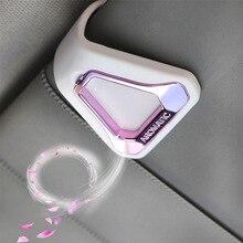 Purificadores de Ar do carro Decoração Perfume Da Natureza Cheiro Aromatizante Para Pala de Sol Banco de Trás Aromaterapia Acessórios Interiores de Automóveis