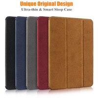 For Xiaomi Mipad 1 Mipad 2 Smart Case Top Quality BGR Brand Slim Folding PU Leather
