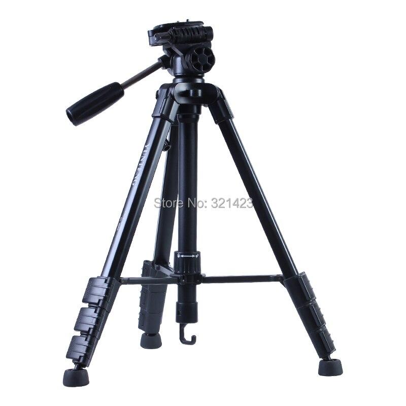 VCT-690 Nuevo equipo fotográfico Yunteng Aluminio trípode flexible - Cámara y foto - foto 4