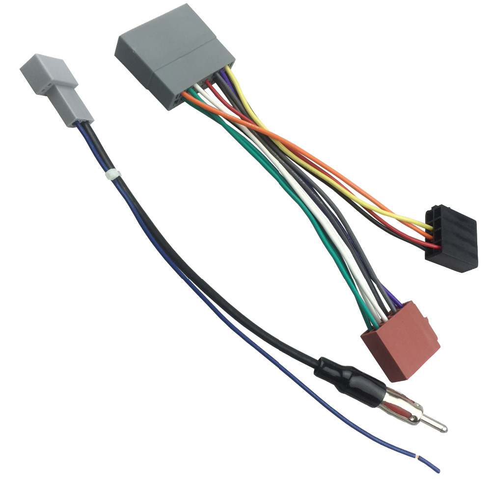 Pleasant Wire Harness Cable For Honda Civic 2006 2011 Iso Wiring Harness Wiring Digital Resources Funapmognl