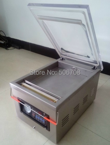 Free shipping Desktop vacuum packing machine for plastic bag / food sealing macine quantum quantum pwg453 358