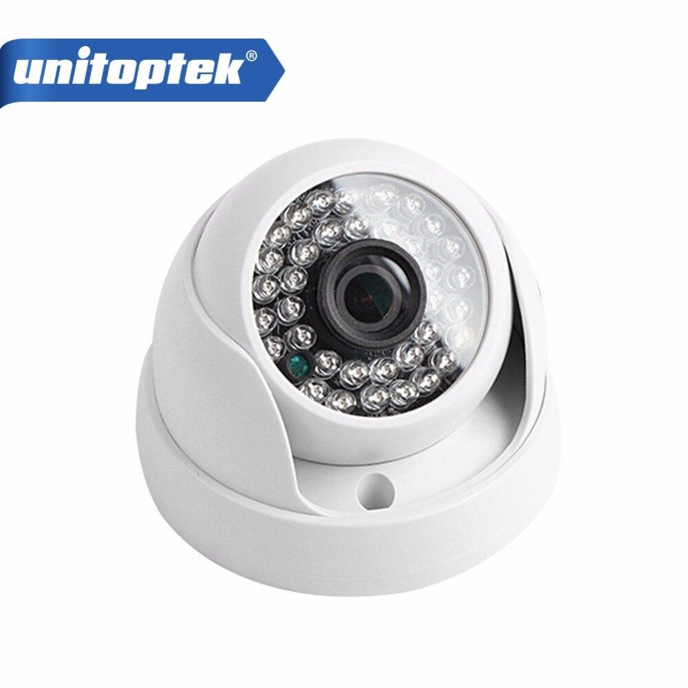 UNITOPTEK 2MP HD CVI Camera 720P 1080P IR 20M Day/night Video Security Surveillence Indoor 1.0MP HDCVI Camera CCTV 3.6mm Lens hd cvi security bullet camera cvi 720p 1 0mp 2 array ir leds 6mm lens