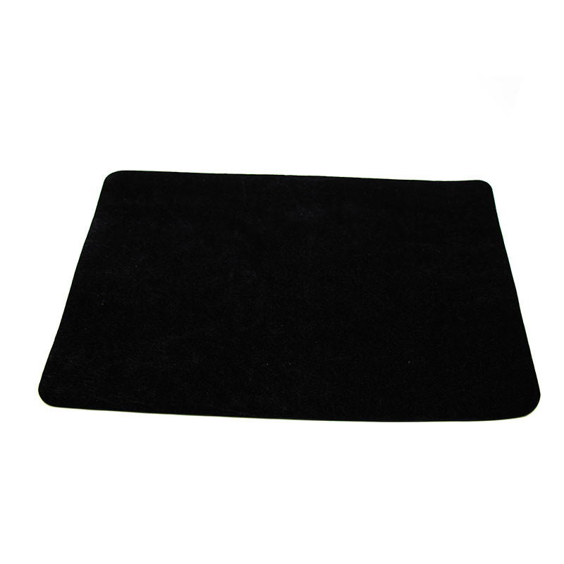 Large Size 60*40cm Black Professional Poker Card Deck Mat Pad Close Up Magic Tricks Magician Props Toy Coin Illusion Magia 83010