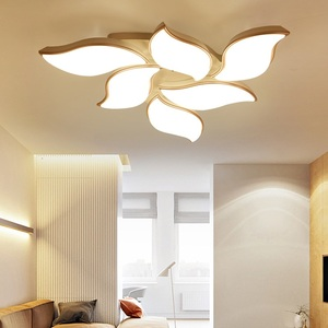 Креативный домашний светодиодный потолочный светильник для гостиной, спальни, учебы, ресторана, потолочный светильник, коммерческое декор...
